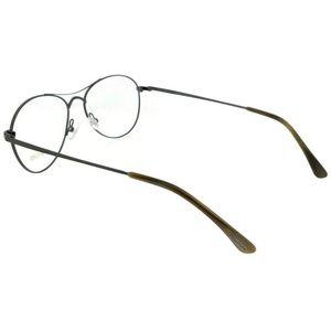 ea7f6138ef6f5 Tom Ford Accessories - FT5330-012 Unisex Ruthenium Frame Clear Eyeglasses